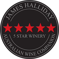 James Halliday 5 Star Winery